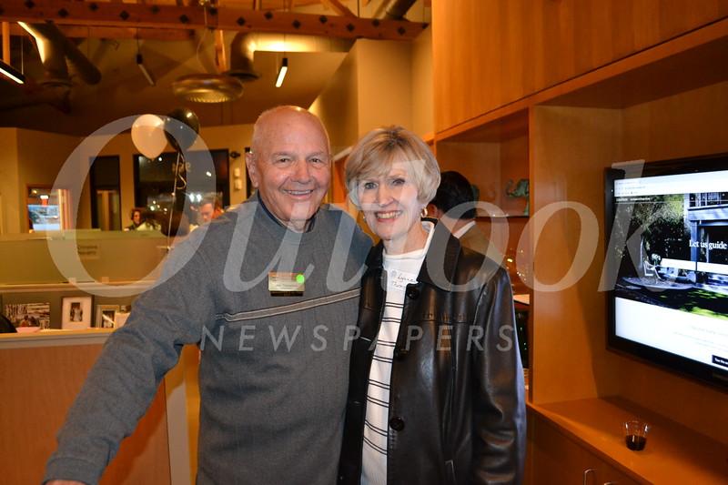 Joe and Lynne Thompson