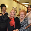 Robyn Autry, Leeann Grayson, Bonnie Simons and Cathy Hunter