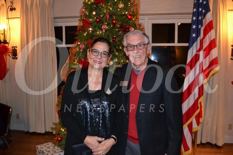 Diane and Gary Stibal