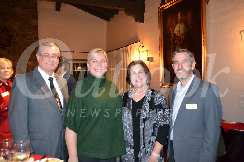 Dave Silversparre, Nancy Rappard, Kris Silversparre and Adam Ralphs