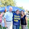 Greg Brown, Maureen Bond and Karen Stevenson