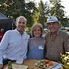 Steve and Sylvia Wooldridge with Gary Stibal 1479