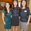 Michelle Strasburg, Zion Kim and Esther Park