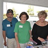 Ron Reyes, Margaret Cohen and Donna Beebe