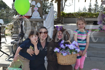 Dilbeck Hosts Easter in the Park