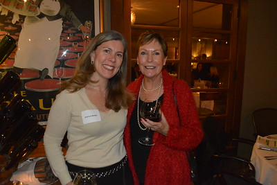 Joanna Banks and Diane Karsh