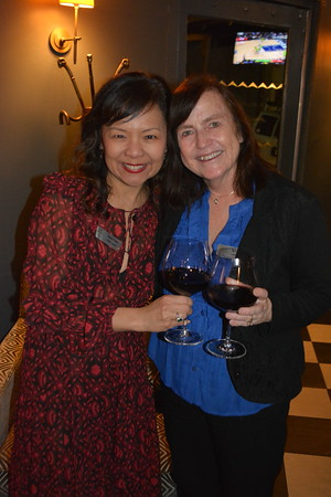 Rose Chan Loui and Sue Wright