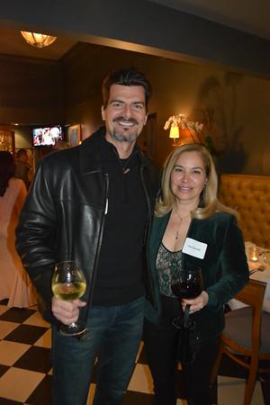 Dan Sernett and Stephanie Anaya-Sernett