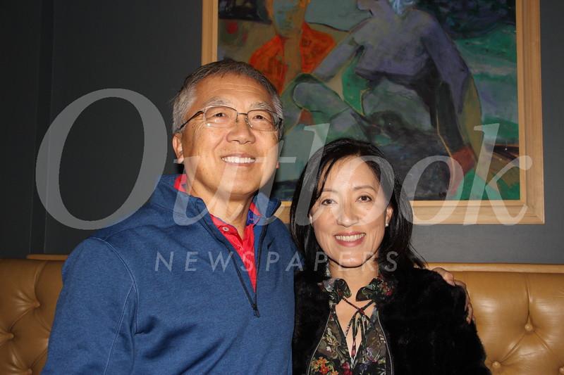 Charles and Sandy Ahn