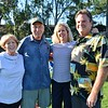 Kathy and Chuck Murchie with Tracey and Loren Kluck
