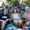 Ryan, Lynne and Rick Graves
