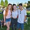 Britney Nies, Jenna Forshager and Blake Northrop