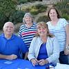 Dan Snee, Agnes Snee, Patty Szot and Mary Snee