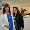 Dr. Asbasia Mikhail and Melinda Jimenez