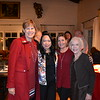 Carrie Grochow, Rose Linda Gonzales, Karen Mathison and Mary Gant