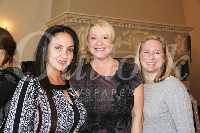 Rachel Mashhoud, Robin Patterson and Jennifer Mester