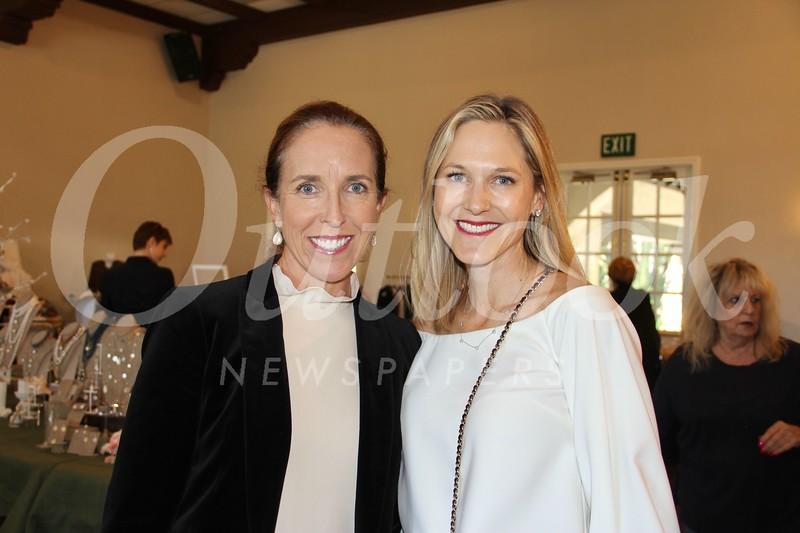 Karen Modanlou and Nicole Maroutsos