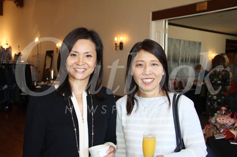 Soo Kim Choi and Sunny Yang