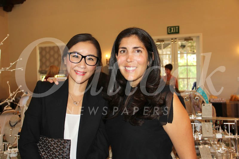 Jennifer Pak and Stacy Armillei