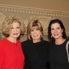 Sandi Sauro, Cheryl Dickins and Leslie Kevorkian