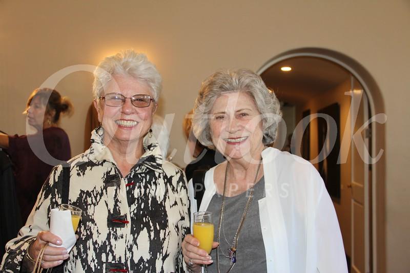 Melinda Gillman and June Orlando
