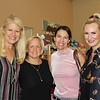 Karen Clark, Jenny Hull, Heather Ehrhart and Julia Hannah
