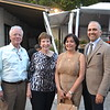 Jim Colbert, Vicki Land, and Maria and Marty Dakessian