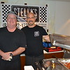 Stella's Andy Oblander and owner Rob Ananian