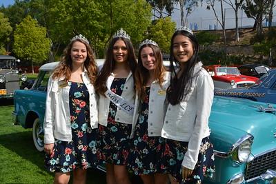 Kat Hightower, Miss LCF Francesca Christensen Sarah Peck and Sophie Lin 080