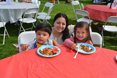 Cameron, Jansi, and Brianna Duarte 103