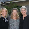 Heather Artura, Cheryl Trowbridge and Melissa Mazin