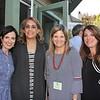 Gina Ricci, Kathy Seuylemezian, Suzanne Jensen and Eileen Stevens
