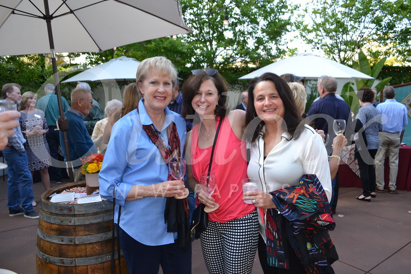 Cindy Bengtson Budzyn, Mandy Ramani and Cindy Steckbeck