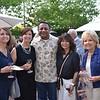 Gaye Pettibone, Connie Campbell, Sunder Ramani, Terri Kagawa and Shirley Golnick