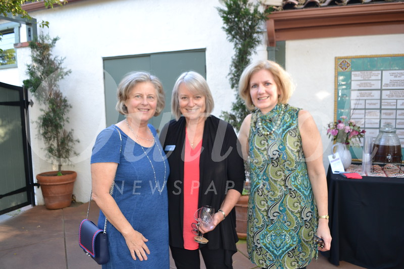 Jeanie Kay, Laurie Rodli and Molly Bachmann