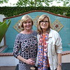 Los Altos Auxiliary co-Presidents Carol DeFond and Gayle Penrod