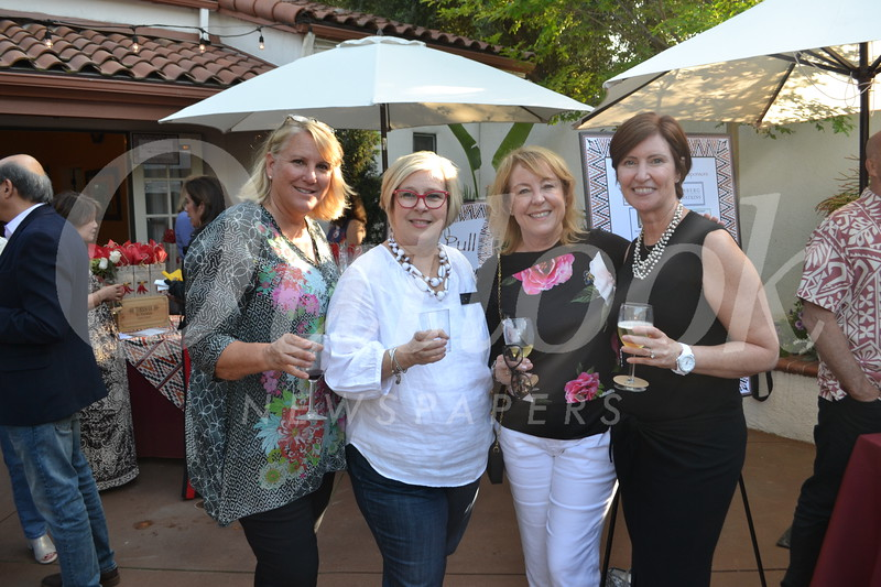 Jennifer Herzer, Susan Artime, Beth Hakes and Connie Campbell