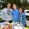 Madeline Roe, Leah Laska-Sandleman and Lily Bagheri