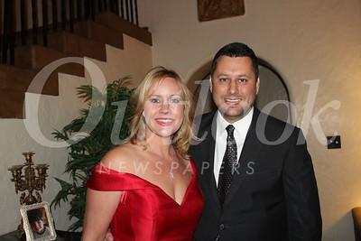 Christy and Tyler Ferguson