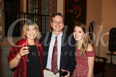 Anne-Marie with Scot and Amanda Reader