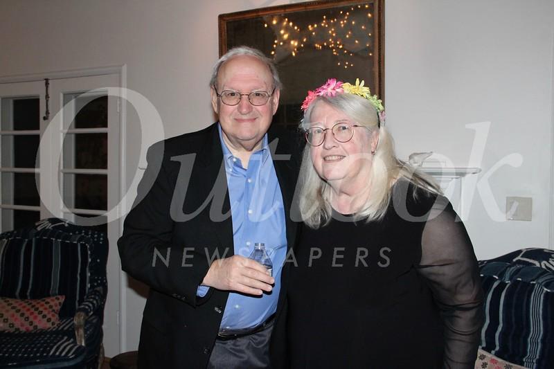 Dr. Michael Koss and Linda Koss Kelly
