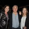 Kelly and Chris Davis with Cheryl Trowbridge