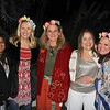 Apala Parikh, Justine Plocher, Sandra Lowe, Elizabeth Landswick and Nikki Bednar