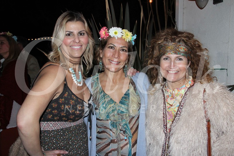Sandy Kobeissi, Carmela De Brouwer and Analily Park