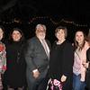 Sara Ingrassia, Kaitzer Puglia, state Sen. Anthony and Ellen Portantino, Aleen Langton and <br /> Karen Nichols