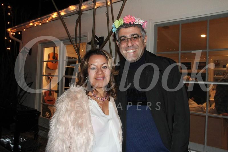 Tamar and Jacob Tujian