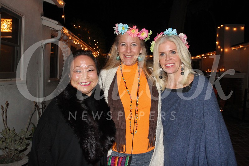 Jenny Pass, Gayle Hagegard and Marikay Cuthill