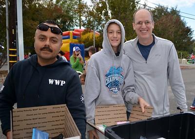 Mario Contreras, Ben and Chris Hart 315
