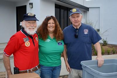 Jerry Burnham, Lisa Dutton and Lynn McGinnis