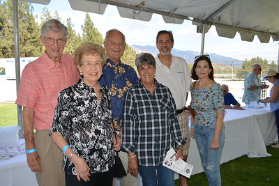 Stewart and Gloria Lee, Gary and Cookie Kulper, Chris Motte and Patty Prange
